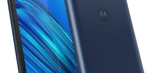 Motorola Moto E6 announced