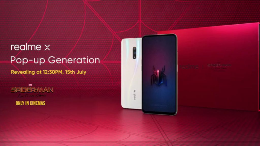 Realme X launching in India
