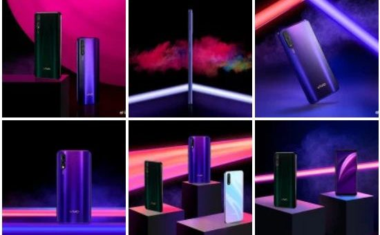 Vivo Z5 promotional images leak