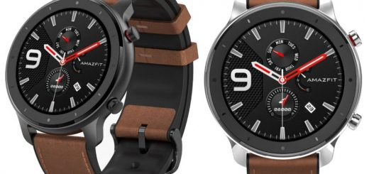 Amazfit GTR smartwatch launching
