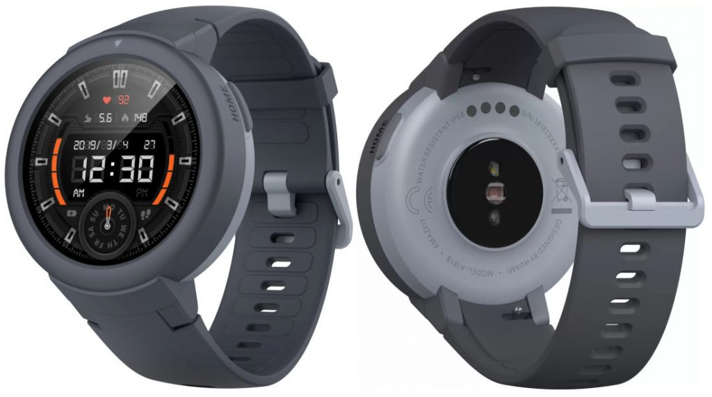 Amazfit Verge Lite launched