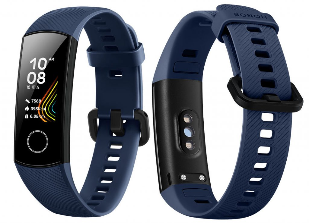 Honor Band 5 launched