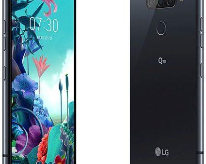 LG Q70 announced