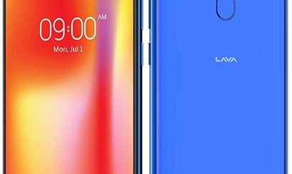 Lava Z93 launched