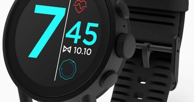 Misfit Vapor X smartwatch announced