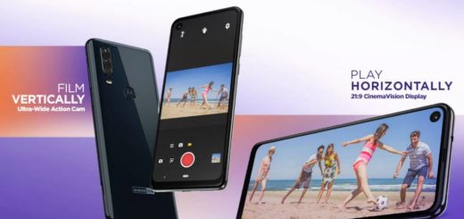 Motorola One Action invite released