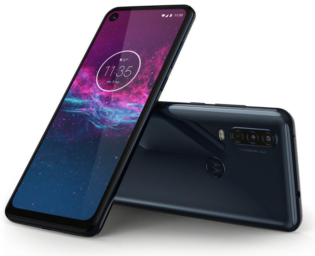 Motorola One Action announced