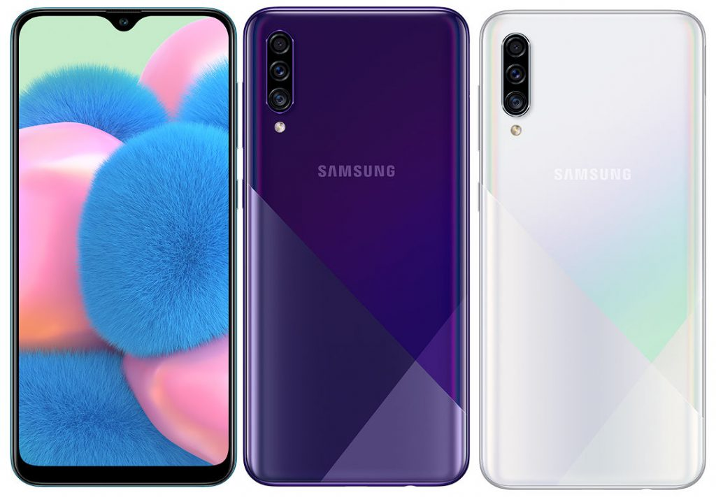 Samsung Galaxy A30s announced