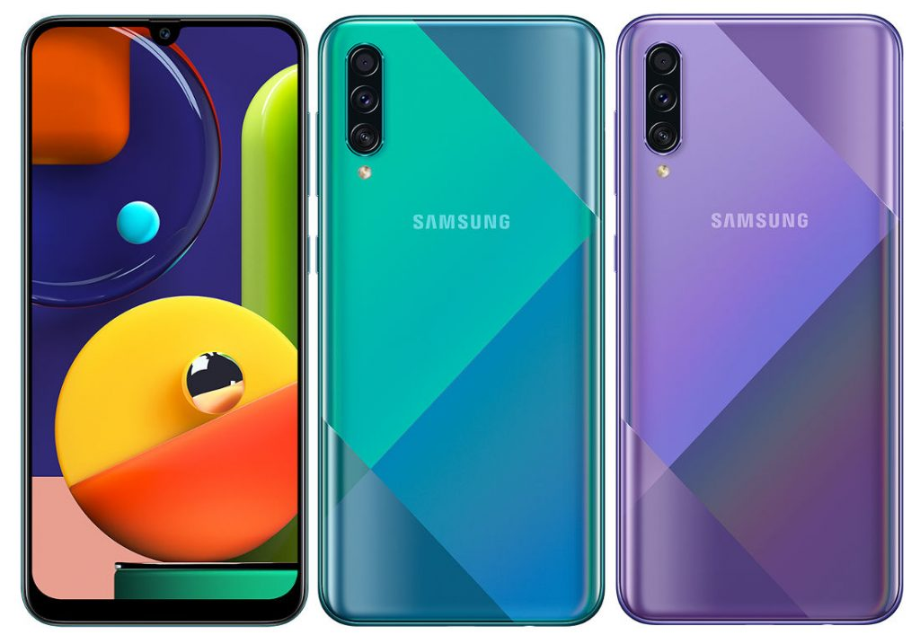 Samsung Galaxy A50s announced
