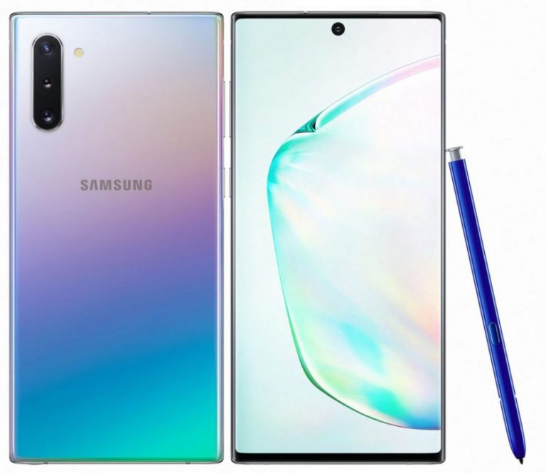 Samsung Galaxy Note10 launched