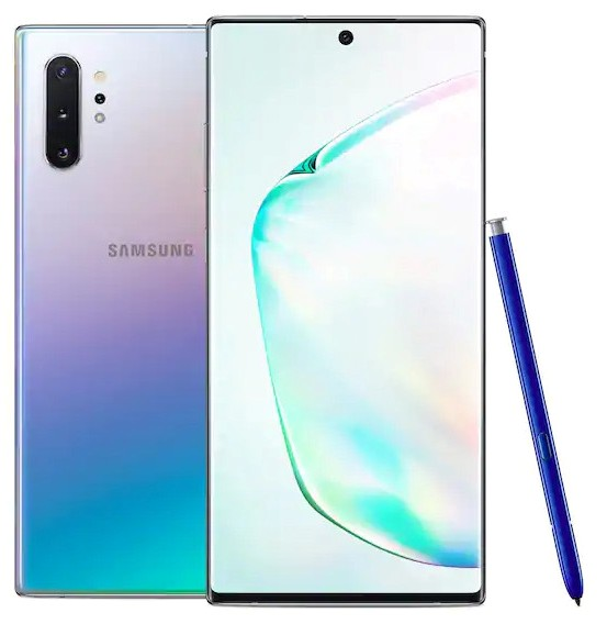 Samsung Galaxy Note10+ launching