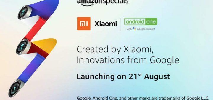 Xiaomi Mi A3 Teaser leaks