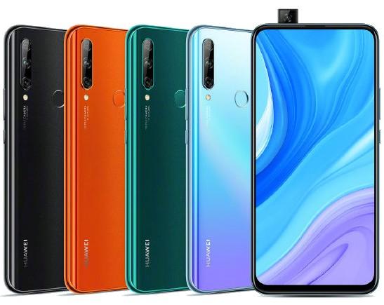 Huawei Enjoy 10 Plus announced