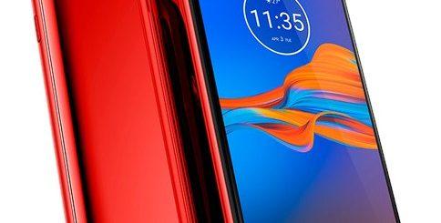 Motorola Moto E6 Plus announced