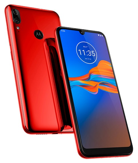 Motorola Moto E6 Plus announced
