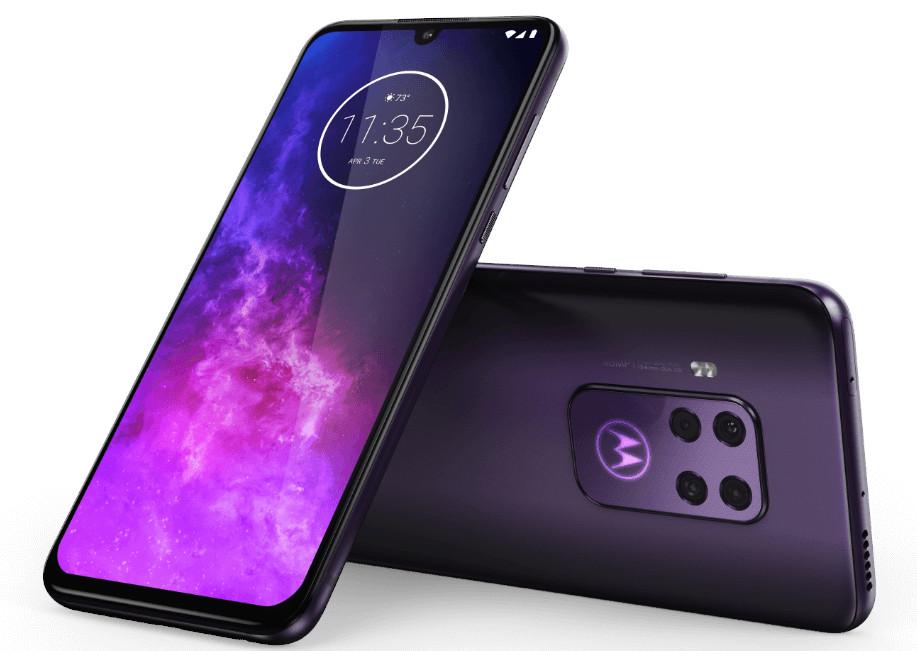Motorola One Zoom announced