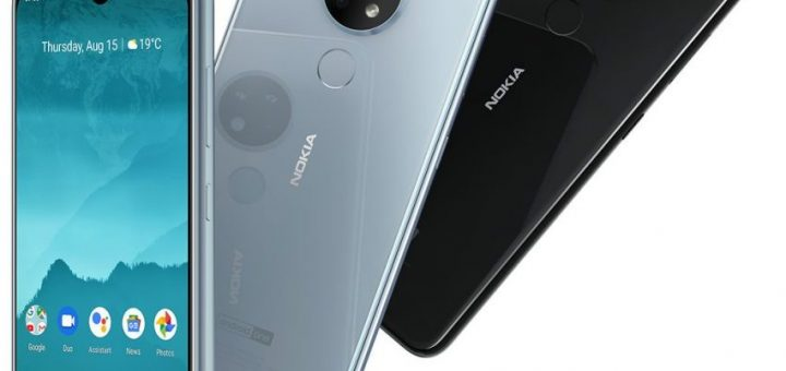 Nokia 6.2 launched