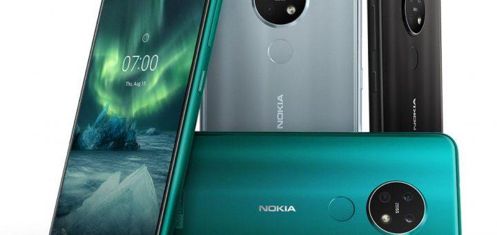 Nokia 7.2 announced