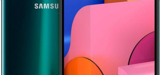 Samsung Galaxy A20s announced
