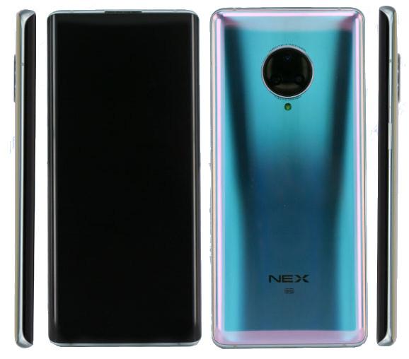 Vivo NEX 3 5G spotted at TENAA