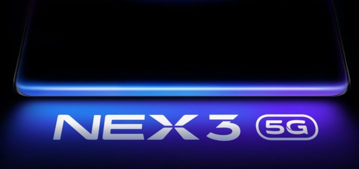 Vivo NEX 3 5G image leaks