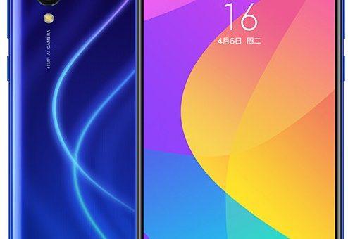 Xiaomi Mi 9 Lite announced