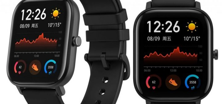 Amazfit GTS launched