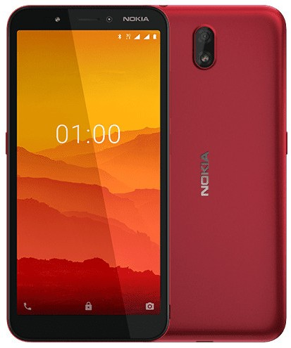 Nokia C1 announced