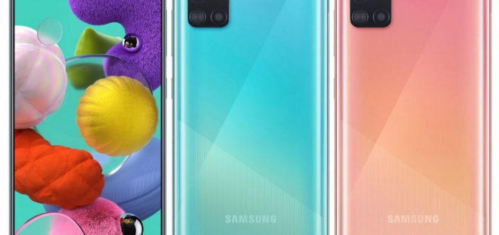 Samsung Galaxy A51 announced