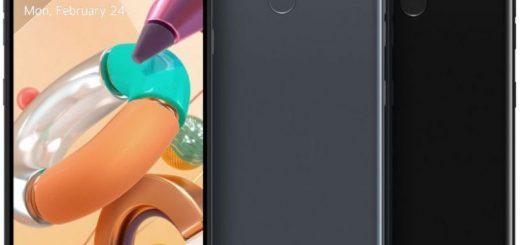 LG K41S announced