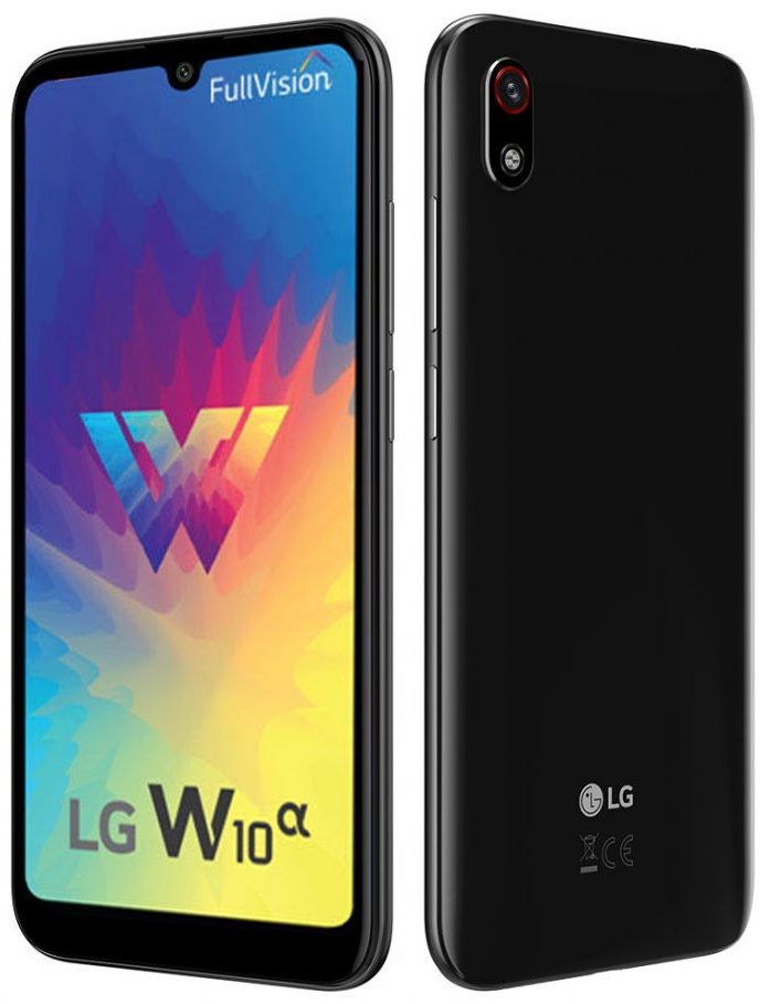 LG W10 Alpha launched