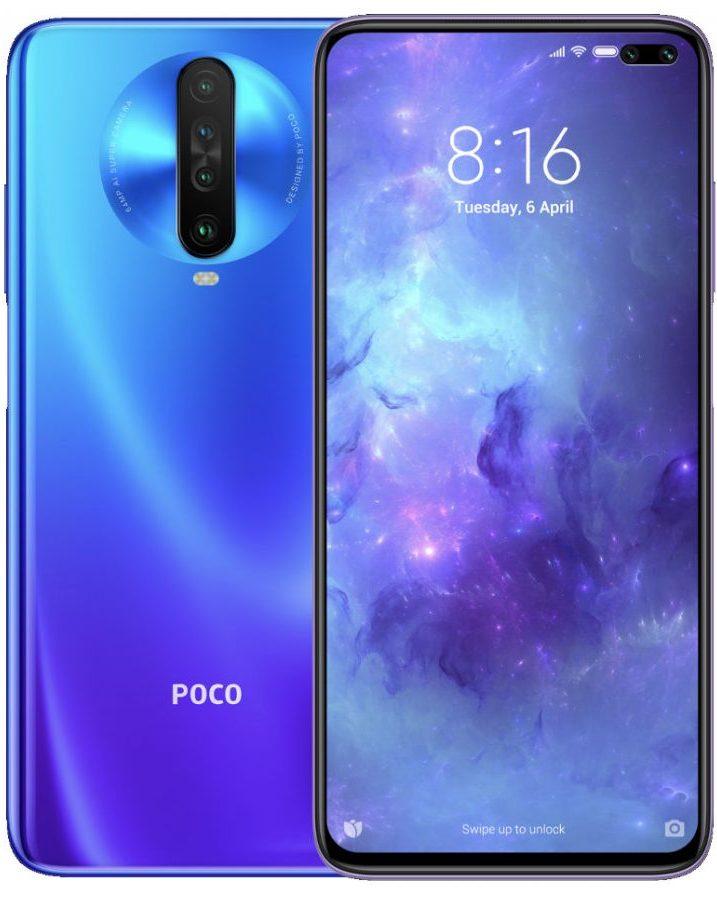 Xiaomi Poco X2 launched