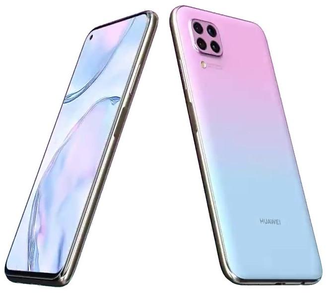 Huawei P40 Lite announced