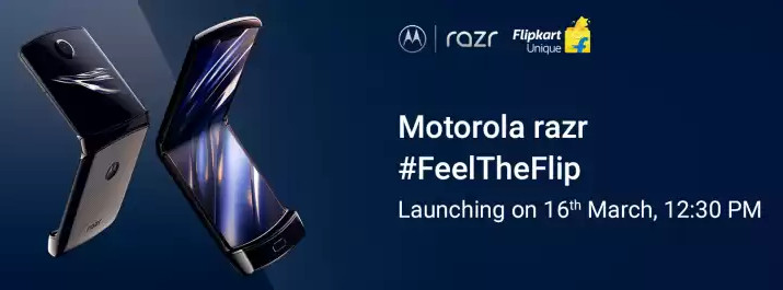 Motorola razr invite releases