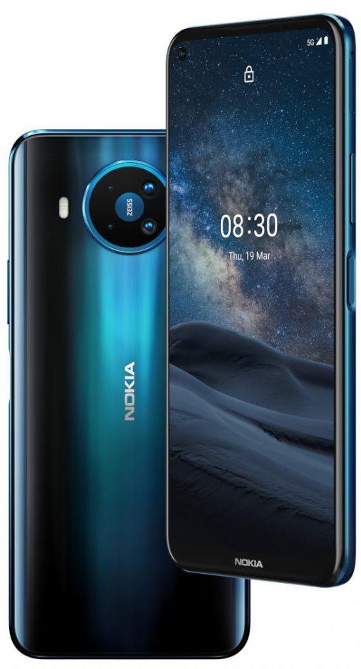 Nokia 8.3 5G announced