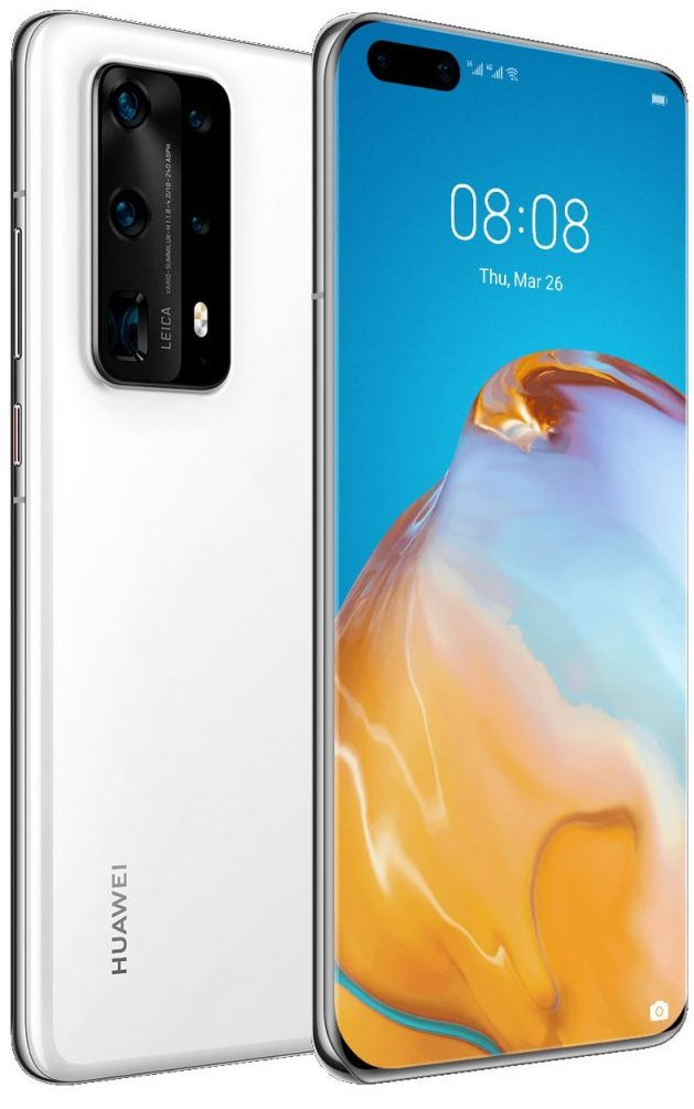 Huawei P40 Pro+ manual released