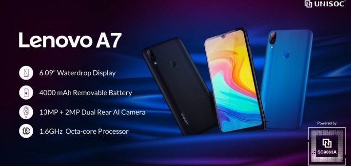 Lenovo A7 announced