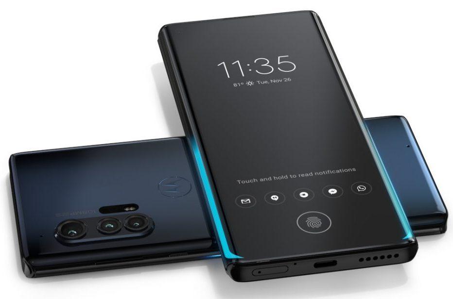 Motorola Edge+announced