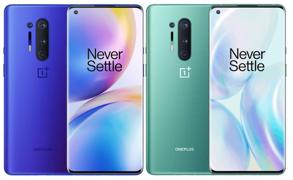 OnePlus 8 Pro manual released