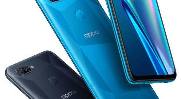 Oppo A12 announced