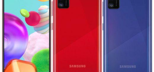 Samsung Galaxy A41 announced