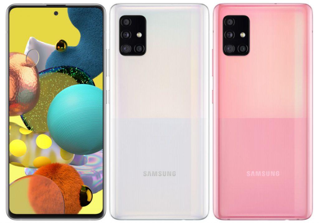 Samsung Galaxy A51 5G announced