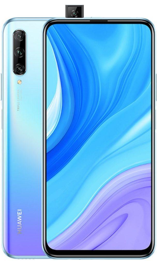 Huawei Y9s announced