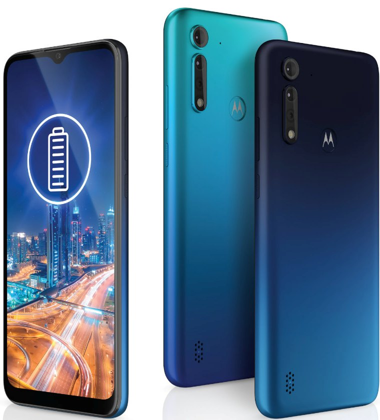 Motorola Moto G8 Power Lite launched