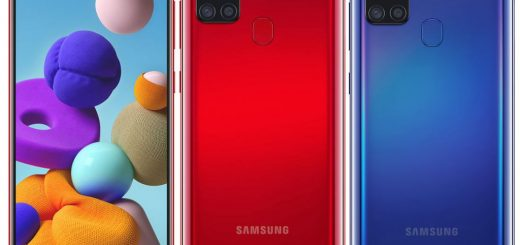 Samsung Galaxy A21s announced