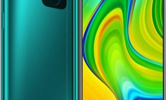 Xiaomi Redmi Note 9 announced