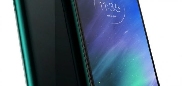 Motorola One Fusion announced