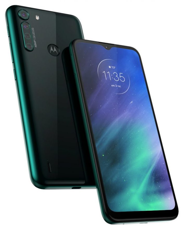 Motorola One Fusion announced