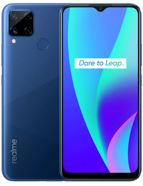 Realme C15 launched in India
