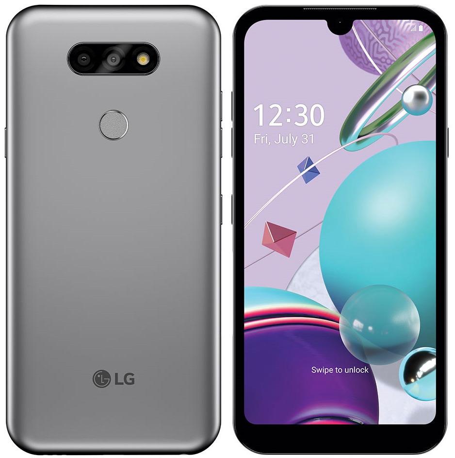 LG K31 manual download